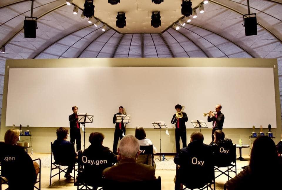 Fantabrass Quartet