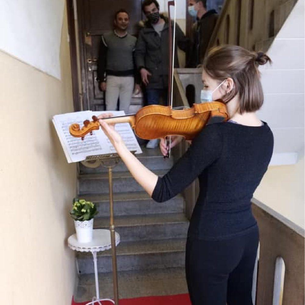 Musica sui Pianerottoli e non solo