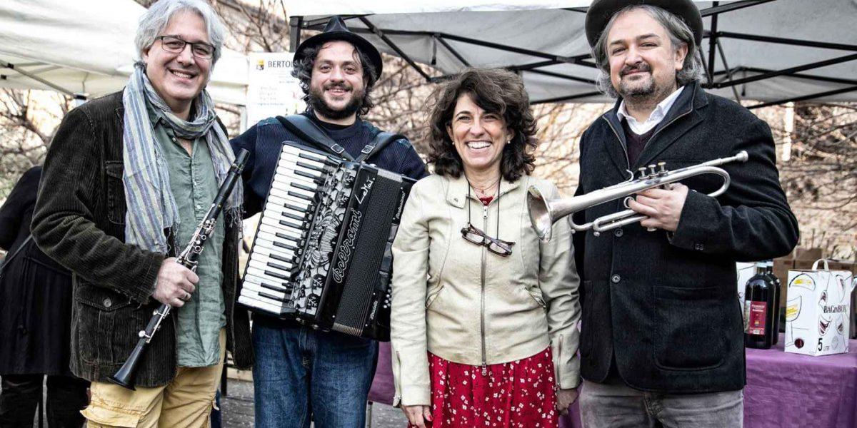 Musica al mercato
