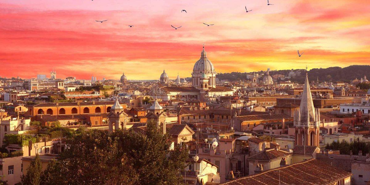 Musica sui pianerottoli e terrazze di Roma