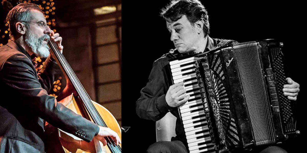Luca Garlaschelli e Nadio Marenco