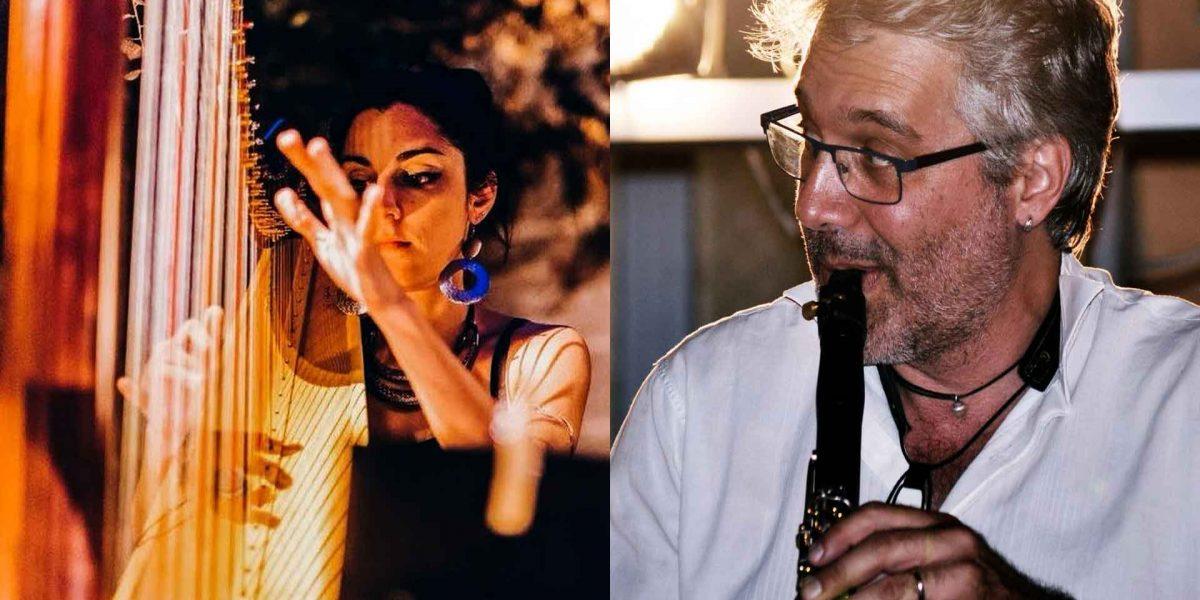 Stefano Corradi e Dora Scapolatempore
